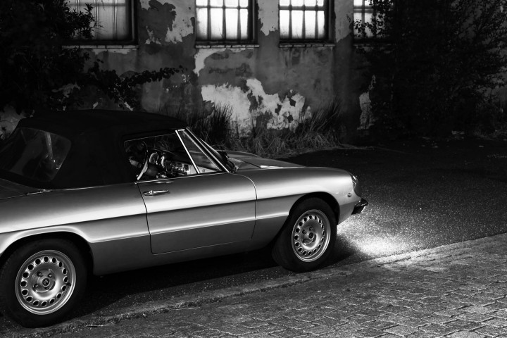 Alfa Romeo Spider #2 | Kai-Uwe Klauss Photography