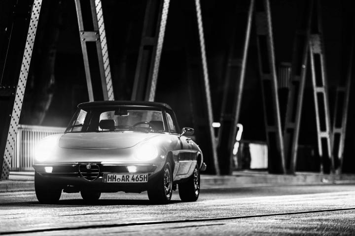 Alfa Romeo Spider #4 | Kai-Uwe Klauss Photography