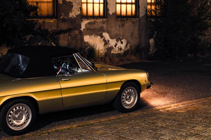 Alfa Romeo Spider #1 | Kai-Uwe Klauss Photography