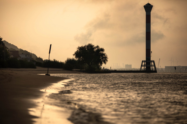 Hamburg Blankenese Strand #1 | Kai-Uwe Klauss Photography