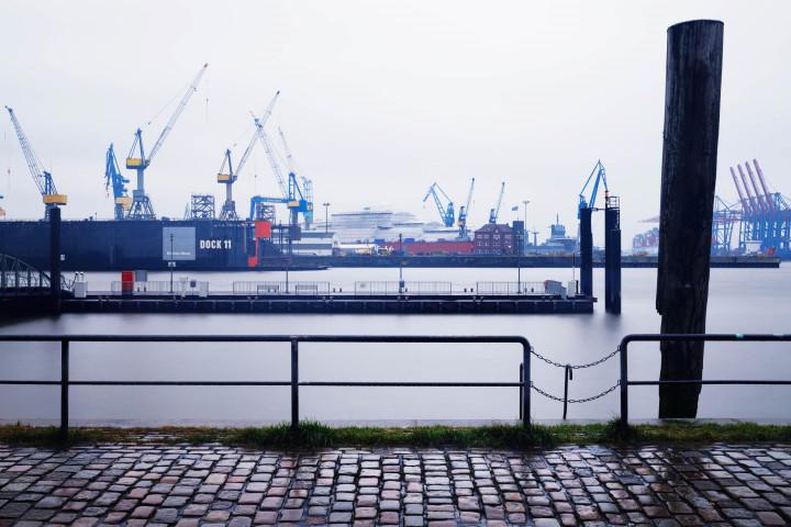 Blohm+Voss, Hamburg #2 | Kai-Uwe Klauss Photography