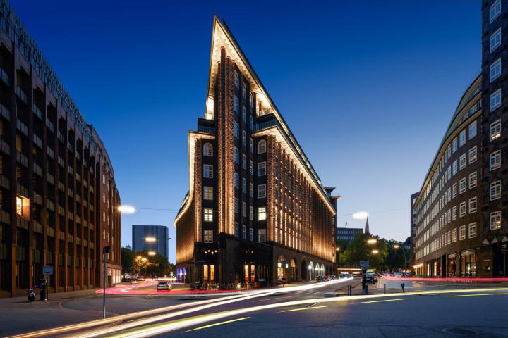 Chilehaus, Kontorhausviertel Hamburg | Kai-Uwe Klauss Architecturephotography