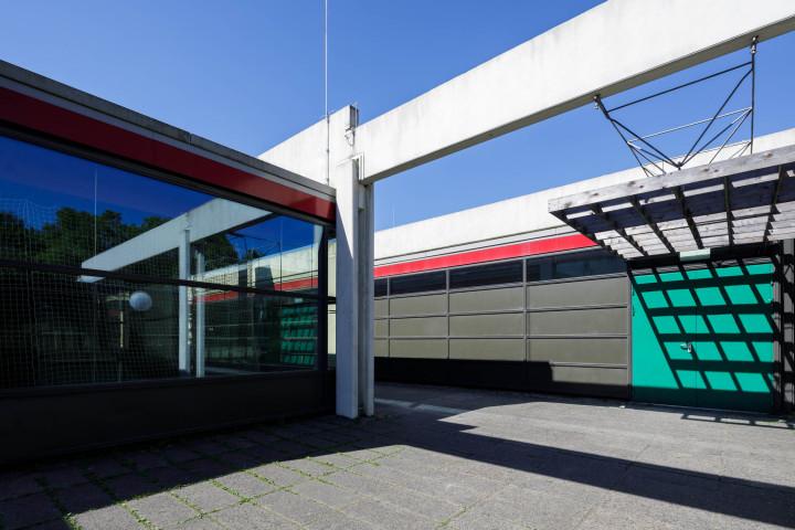 Arne Jacobsen | Christianeum #21 | Kai-Uwe Klauss Architecturephotography