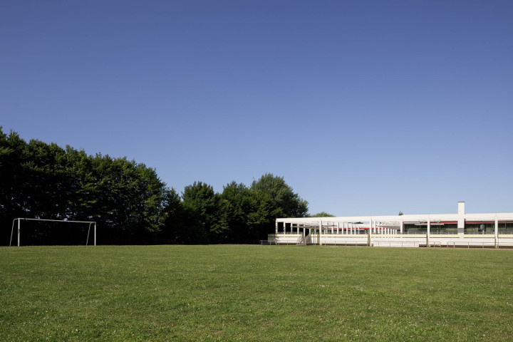 Arne Jacobsen | Christianeum 31 | Kai-Uwe Klauss Architecturephotography