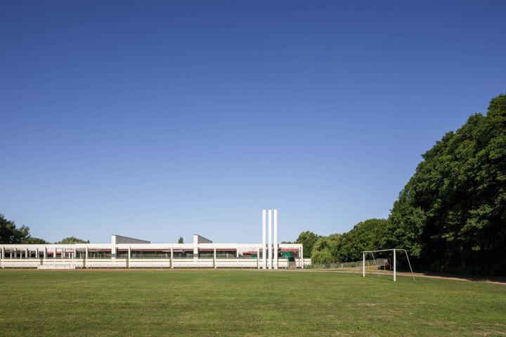 Arne Jacobsen | Christianeum 32 | Kai-Uwe Klauss Architecturephotography