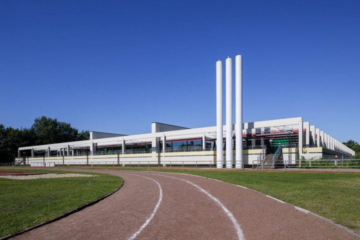 Arne Jacobsen | Christianeum 33 | Kai-Uwe Klauss Architecturephotography