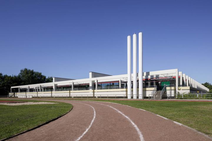 Arne Jacobsen | Christianeum 34 | Kai-Uwe Klauss Architecturephotography