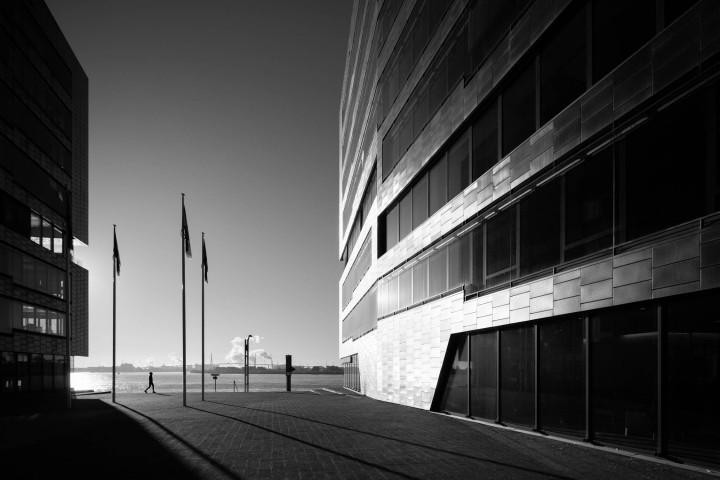 Columbia-Haus, Hamburg Altona #5 | Kai-Uwe Klauss Architecturephotography
