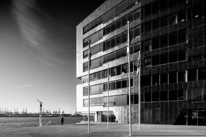 Columbia-Haus, Hamburg Altona #1 | Kai-Uwe Klauss Architecturephotography
