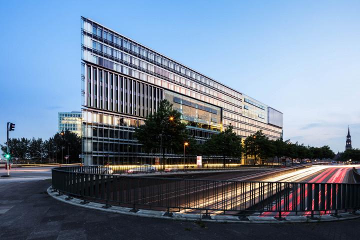 Deichtorcenter Hamburg #1 | Kai-Uwe Klauss Architecturephotography