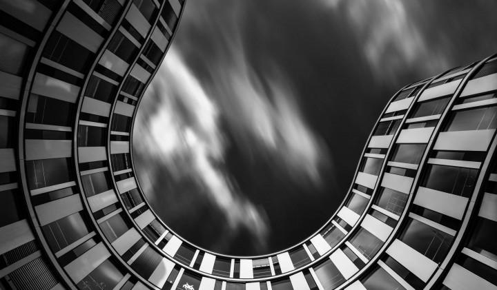 Die Welle, Hamburg #2 | Kai-Uwe Klauss Architecturephotography
