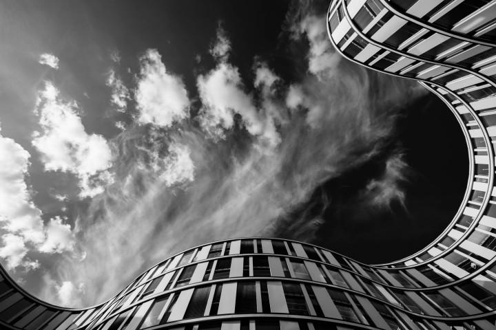 Die Welle, Hamburg #3 | Kai-Uwe Klauss Architecturephotography