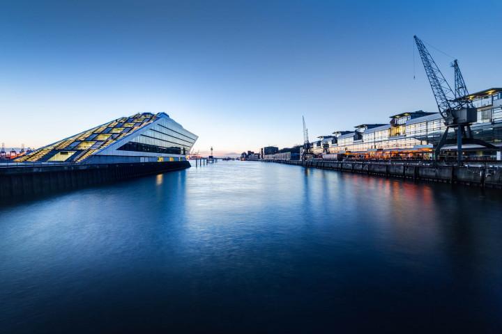 Dockland Hamburg #1 | Kai-Uwe Klauss Photography