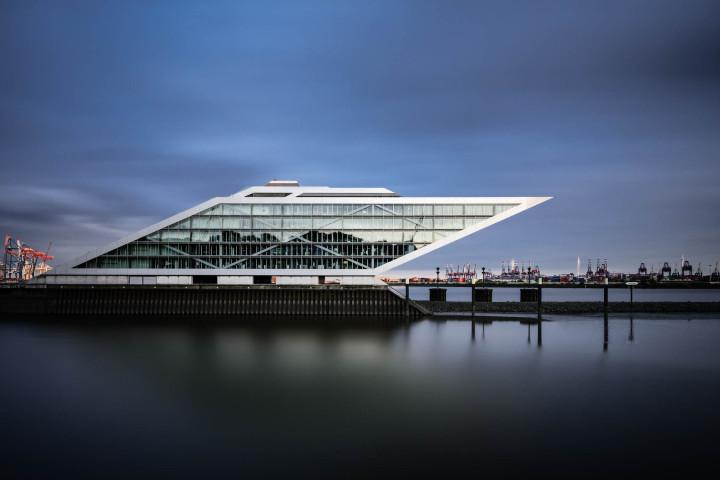 Dockland Hamburg #5 | Kai-Uwe Klauss Architecturephotography