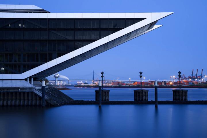 Dockland Hamburg #9 | Kai-Uwe Klauss Architecturephotography