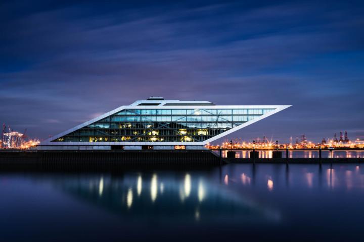 Dockland Hamburg #1 | Kai-Uwe Klauss Architecturephotography