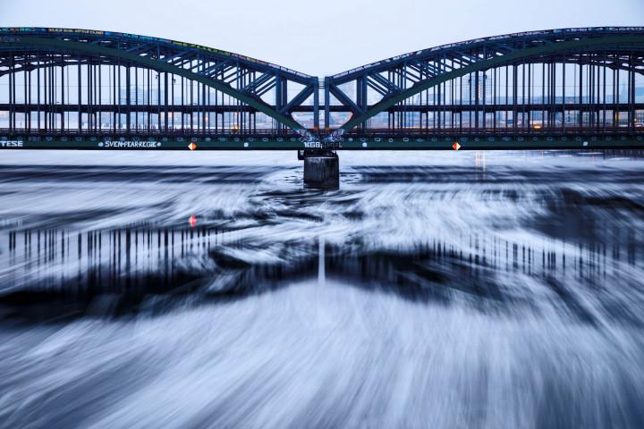 Elbbrücken Hamburg #2 | Kai-Uwe Klauss Architecturephotography