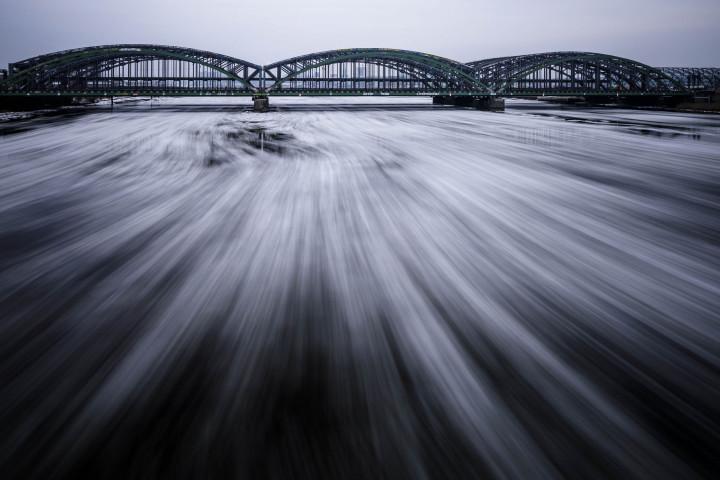 Elbbrücken Hamburg #3 | Kai-Uwe Klauss Architecturephotography