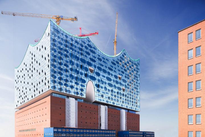 Elbphilharmonie Hamburg #13 | Kai-Uwe Klauss Architecturephotography