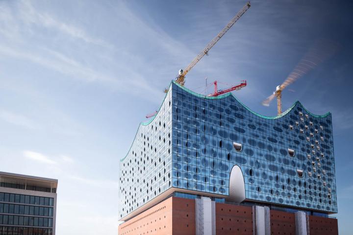 Elbphilharmonie Hamburg #15 | Kai-Uwe Klauss Architecturephotography