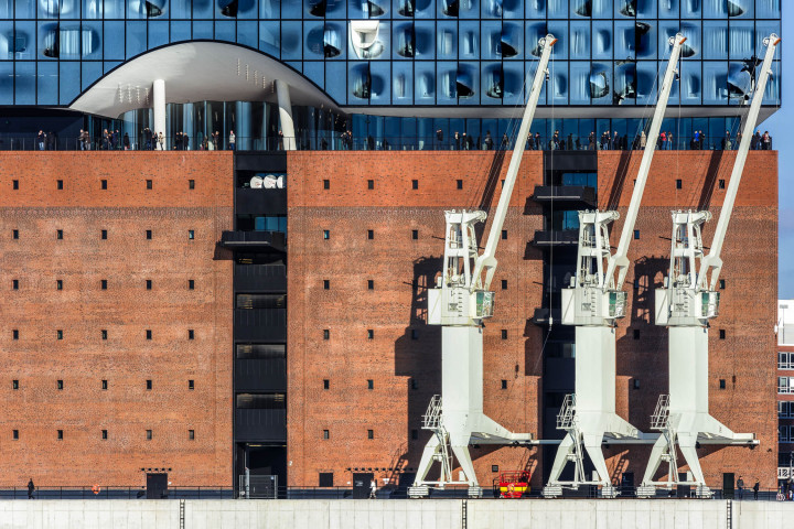 Elbphilharmonie Hamburg #9 | Kai-Uwe Klauss Architecturephotography