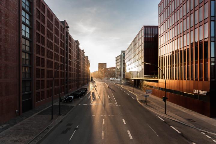 Am Sandtorkai, Hamburg #2 | Kai-Uwe Klauss Photography