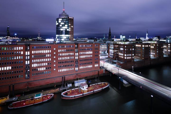 HafenCity Panorama, Hamburg #2 | Kai-Uwe Klauss Photography