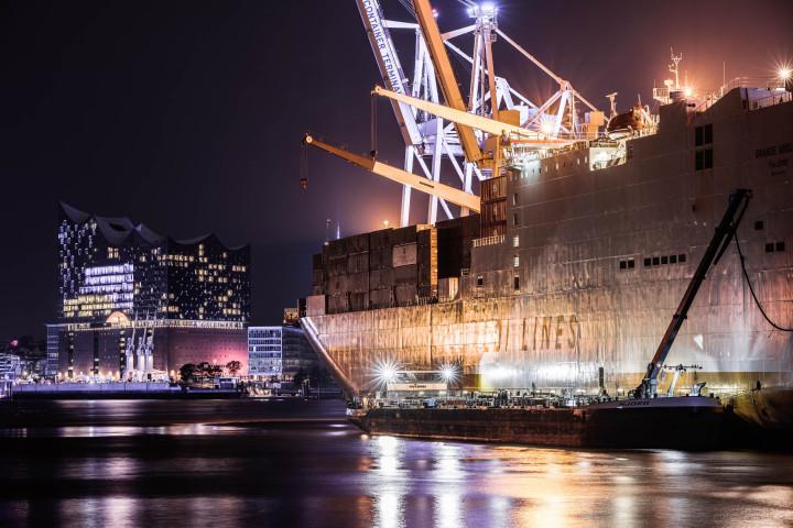 Hafen+HafenCity #1 | Kai-Uwe Klauss Photography