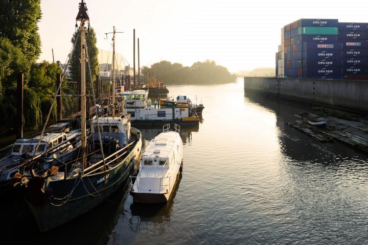 Am Grevenhofkanal, Hamburg | Kai-Uwe Klauss Photography
