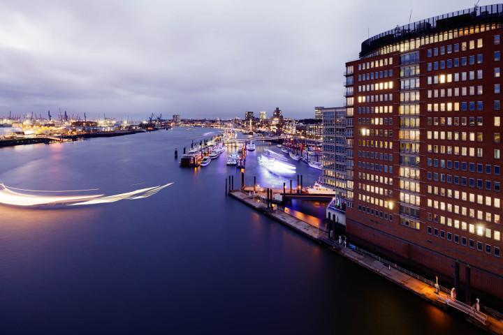 Hamburg-Panorama #1 | Kai-Uwe Klauss Photography