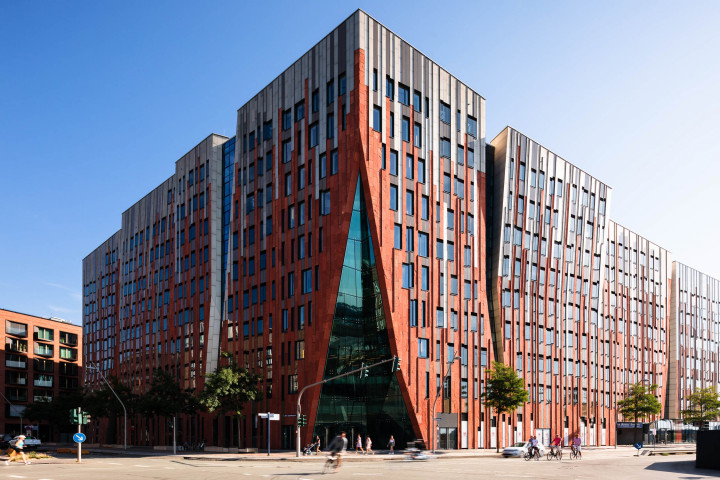 HafenCity Hamburg #1 | Kai-Uwe Klauss Architecturephotography