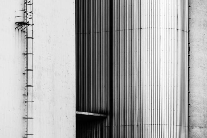 Industrie-Architektur, Hamburger Hafen #12 | Kai-Uwe Klauss Photography