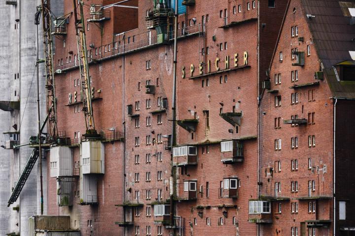 Rethe-Speicher, Hamburger Hafen #17 | Kai-Uwe Klauss Photography