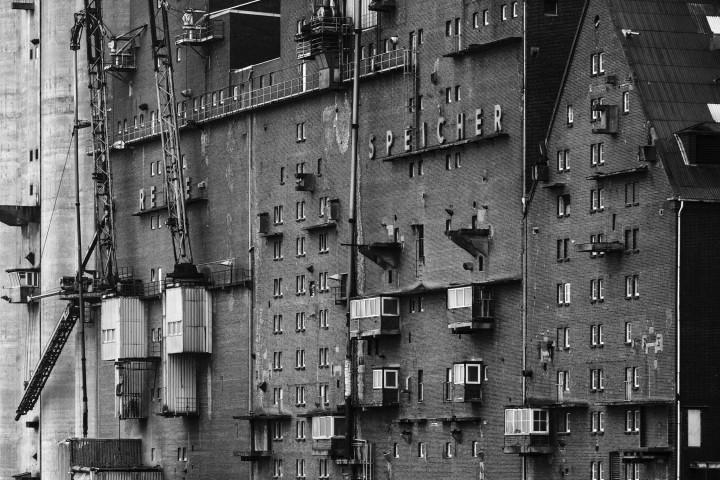 Rethe-Speicher, Hamburger Hafen #18 | Kai-Uwe Klauss Photography