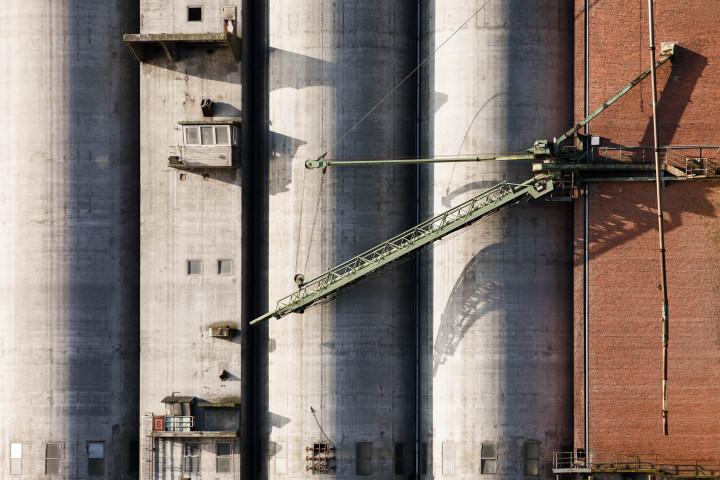 Rethe-Speicher, Hamburger Hafen #19 | Kai-Uwe Klauss Photography