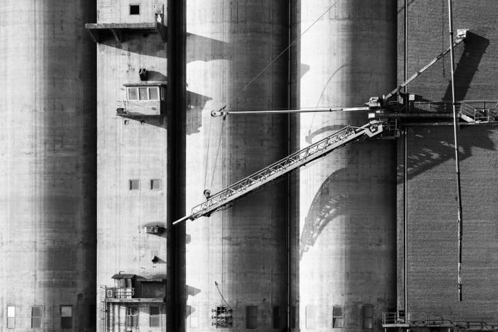 Rethe-Speicher, Hamburger Hafen #20 | Kai-Uwe Klauss Photography