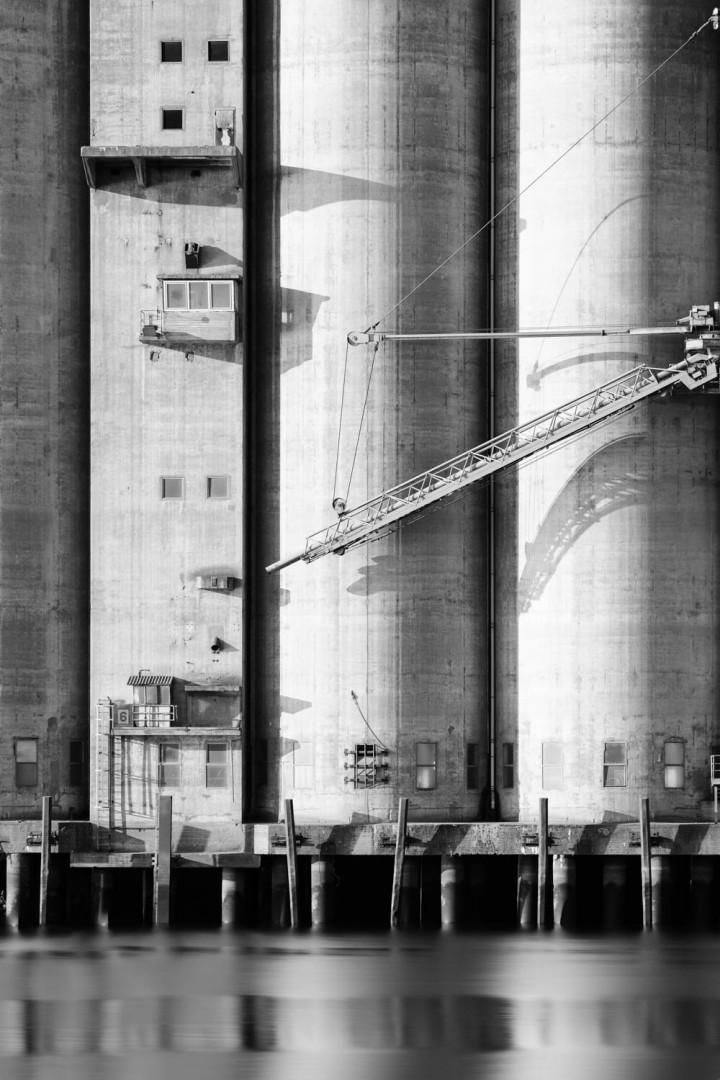 Rethe-Speicher, Hamburger Hafen #24 | Kai-Uwe Klauss Photography