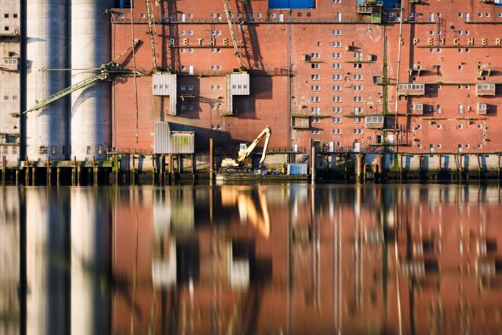 Rethe-Speicher, Hamburger Hafen #25 | Kai-Uwe Klauss Photography