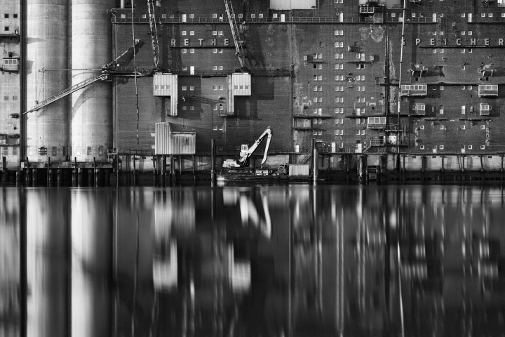 Rethe-Speicher, Hamburger Hafen #26 | Kai-Uwe Klauss Photography