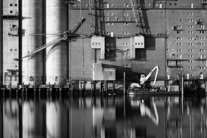 Rethe-Speicher, Hamburger Hafen #27 | Kai-Uwe Klauss Photography