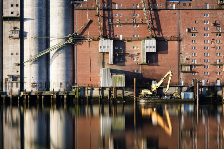 Rethe-Speicher, Hamburger Hafen #28 | Kai-Uwe Klauss Photography