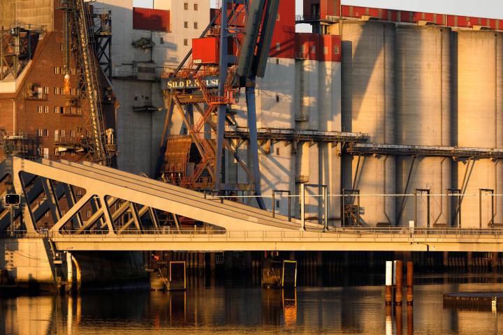 Industrie-Architektur, Hamburger Hafen #29 | Kai-Uwe Klauss Photography