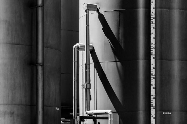 Industrie-Details im Hamburger Hafen #31 | Kai-Uwe Klauss Photography