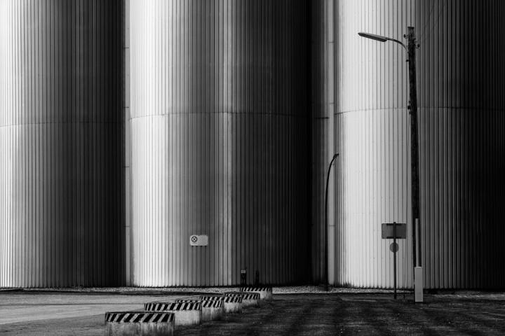 Industrie-Architektur, Hamburger Hafen #6 | Kai-Uwe Klauss Photography