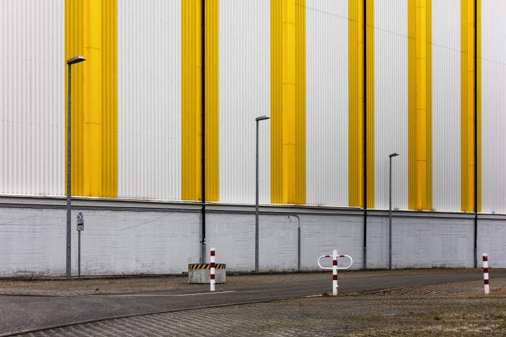 Industrie-Architektur, Hamburger Hafen #7 | Kai-Uwe Klauss Photography