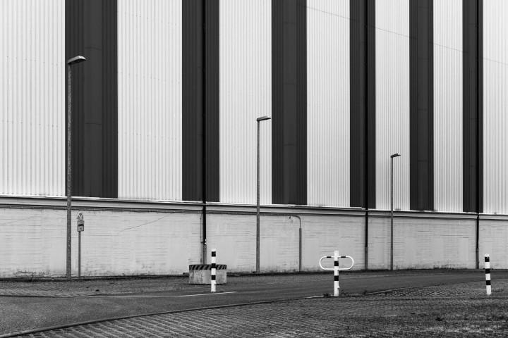 Industrie-Architektur, Hamburger Hafen #8 | Kai-Uwe Klauss Photography