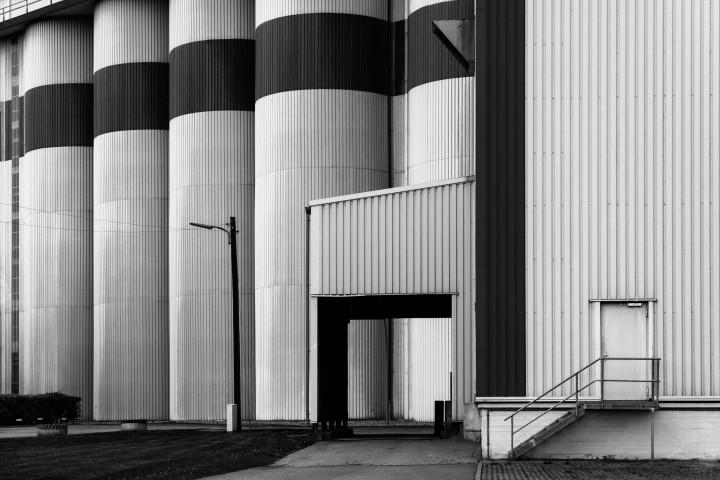 Industrie-Architektur, Hamburger Hafen #9 | Kai-Uwe Klauss Photography