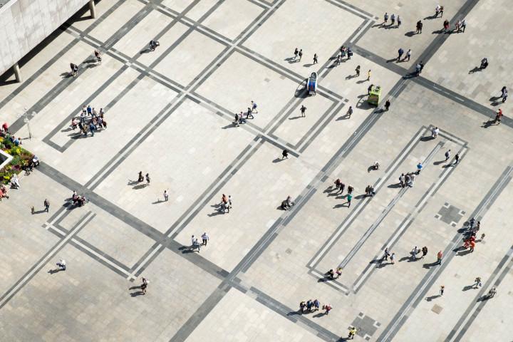 Köln Domplatz | Kai-Uwe Klauss Architecturephotography