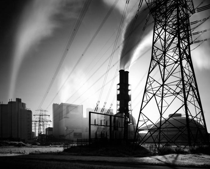 Kraftwerk Hamburg Moorburg #2 | Kai-Uwe Klauss Photography