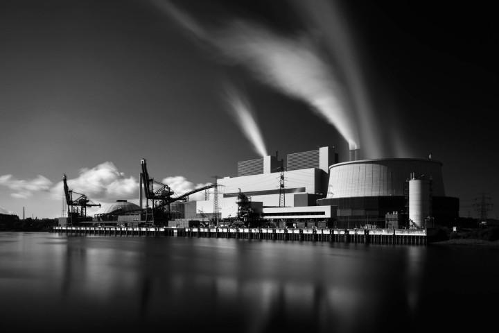Kraftwerk Hamburg Moorburg #3 | Kai-Uwe Klauss Photography
